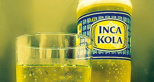 Inca Kola vs Coca Cola